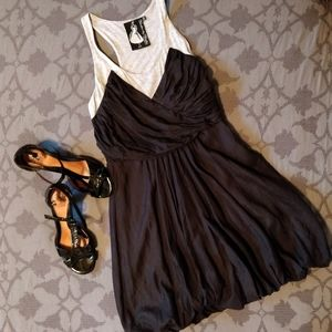 Comfy glam party dress